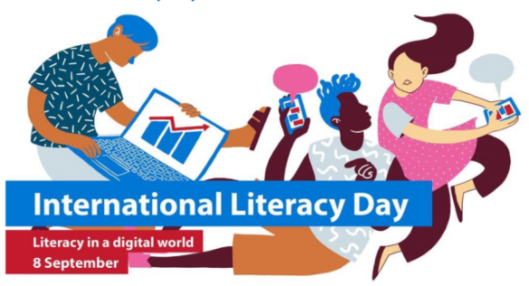 Literacy day-image
