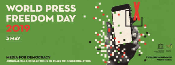 World-Press-Freedom-Day-2019