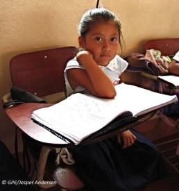 Girl-classroom-nicaragua